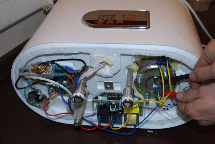 Ремонт водонагревателя термекс 100 литров своими руками